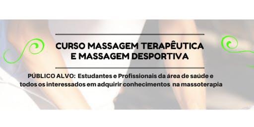 Curso Massagem