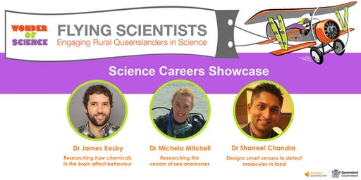 Science Careers Showcase - Tullawong State School