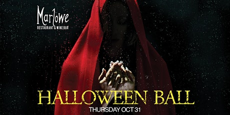 Halloween Ball tickets