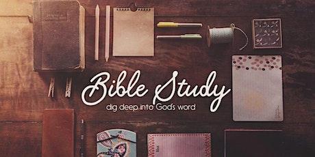 BIBLE STUDY/PRAYER MEETING tickets