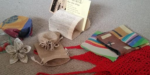 Zero waste gifting with Eco-friendly gifts workshop ~ Make beeswax wraps too