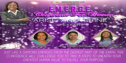 E.M.E.R.G.E. Conference for Women