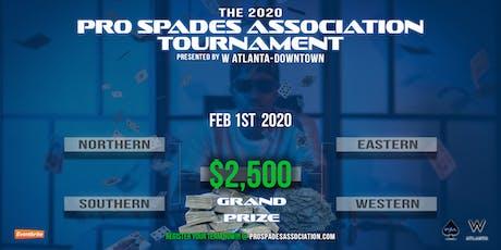 Pro Spades Association Tournament (PSA 2020) tickets