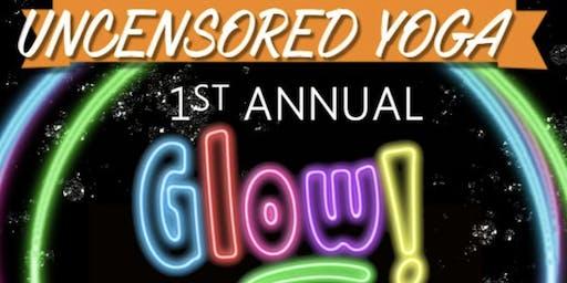 """Uncensored Yoga """"Glow"""""""