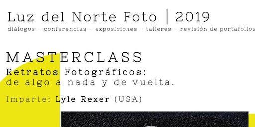 Masterclass - Lyle Rexer