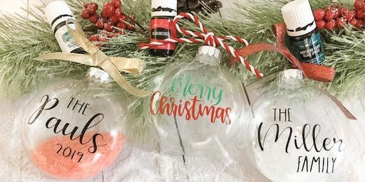 Stress Free Holiday Ornament Making