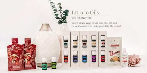 Intro to Oils & Make 'n Take Workshop!