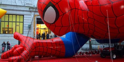 event image Macys Thanksgiving Day Parade Balloon Inflate Tour/Late Party/Parade Floats