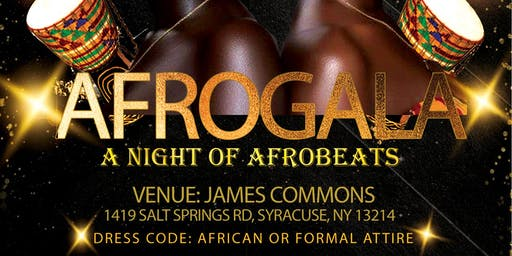 AFROGALA: A NIGHT OF AFROBEATS