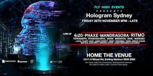 HOLOGRAM Sydney 2019