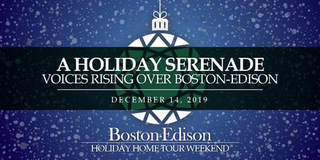A Holiday Serenade:  Voices Rising Over Boston-Edison tickets