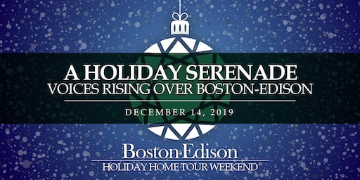 A Holiday Serenade:  Voices Rising Over Boston-Edison