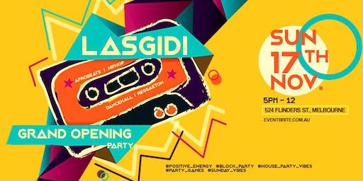 LASGIDI Grand Opening