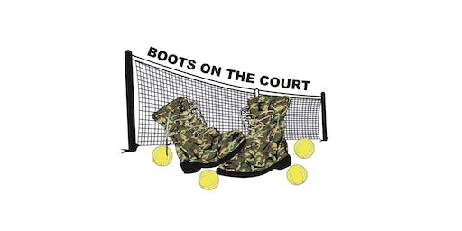 Boots on the Court at Homestead Air Reserve Base