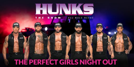 HUNKS The Show at TP's Bar and Grill (Kimberly, AL)