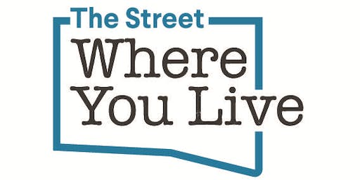 The Street Where You Live - Focus Group Workshop 1