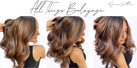 All Things Balayage with @JessicaScottHair / Hands On / PA tickets
