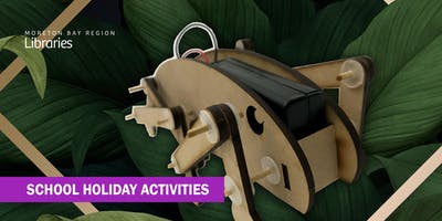 Build a Bug (6-11 years) - Albany Creek Library