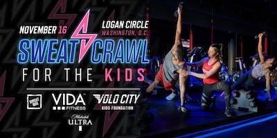 Sweat Crawl For The Kids - Logan Circle (DC)