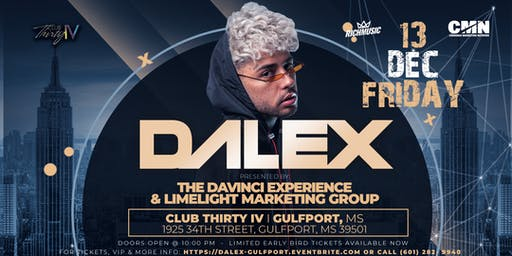 DALEX - LIVE IN CONCERT - GULFPORT, MS