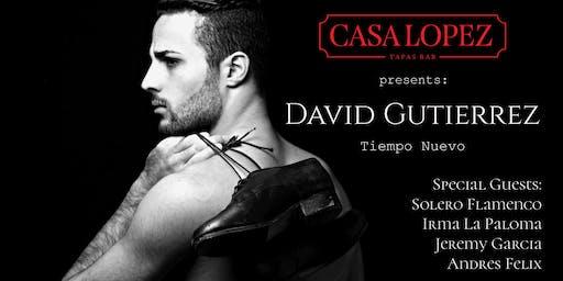 David Gutierrez - Tiempo Nuevo