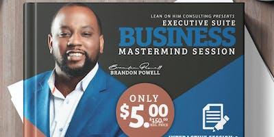 Executive Suite: Business Mastermind Session (Workonomy Hub)