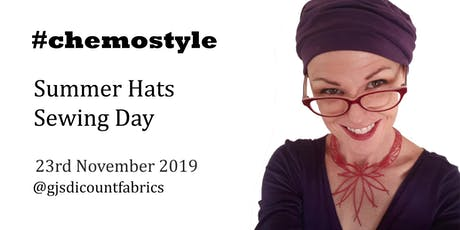 Chemostyle Hat-Making Workshop tickets
