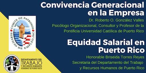 Seminario: Convivencia Generacional en la Empresa y Equidad Salarial en Puerto Rico