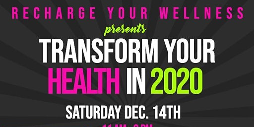Transform Your Health in 2020