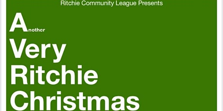Another Very Ritchie Christmas tickets