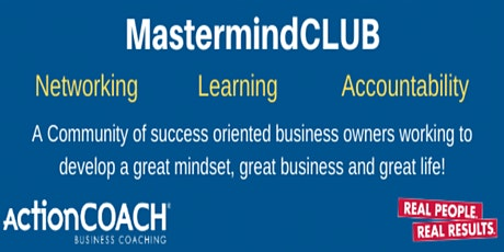 MastermindCLUB - 1st visit is free tickets