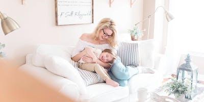 Happy Mums, Healthy Kids using essential oils