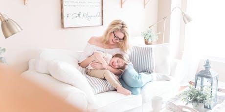 Happy Mums, Healthy Kids using essential oils tickets