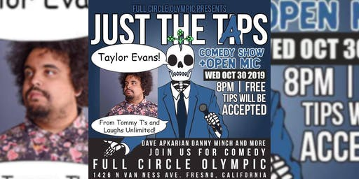 Just The Taps: Comedy Night