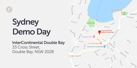 Sydney | Sat 14th December tickets