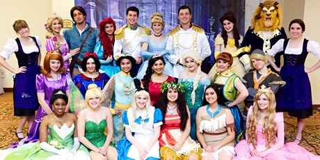 Illinois Spring Dream Time Princess Ball tickets