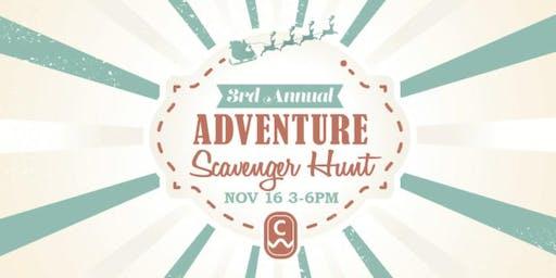 3rd Annual Adventure Scavenger Hunt!