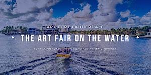 "4th Annual Art Fort Lauderdale - ""The Art Fair On The..."