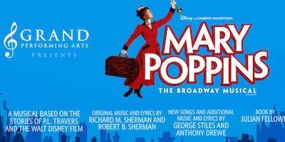 Mary Poppins Kite Cast