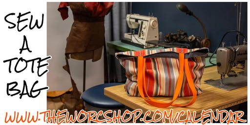 Sew a Tote Bag with Kimberly Mowers 11.22.19