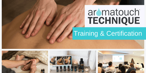 AromaTouch Certification Training, Emerson NJ