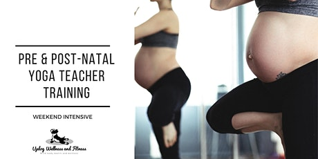 Pre and Postnatal Yoga Teacher Training tickets