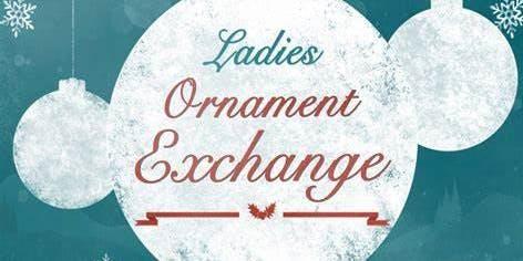 2019 Ottewell Women's Ornament Exchange