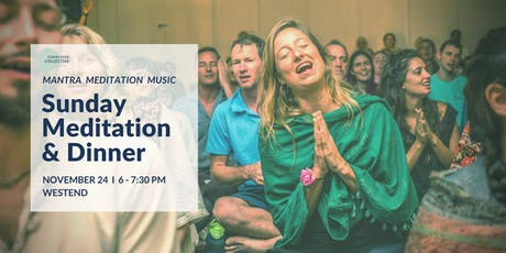 Guided Meditation & Dinner West End, 24th November tickets