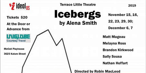"""Icebergs"" by Alena Smith"