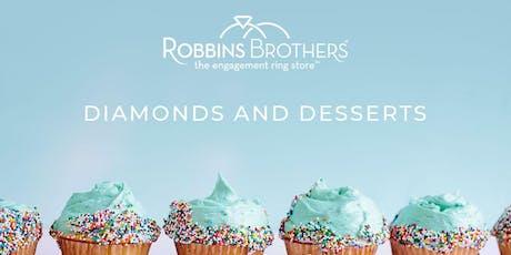 Diamonds and Desserts tickets