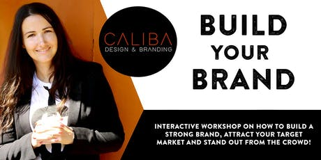 Build Your Brand - Bacchus Marsh tickets