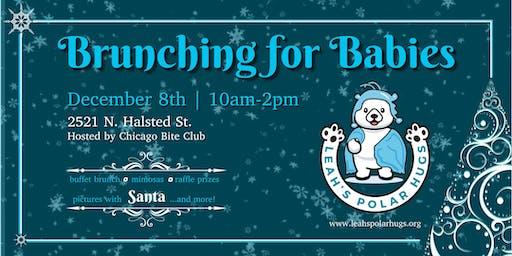 Leah's Polar Hugs - Brunching for Babies - December 8th, 2019