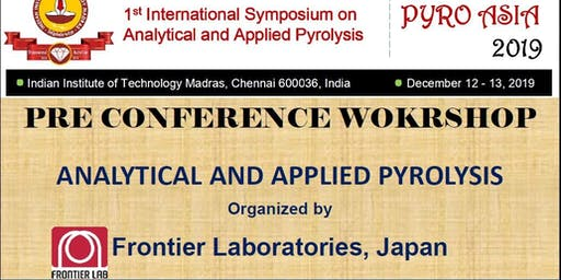 Pre-Conference Py-GCMS Workshop