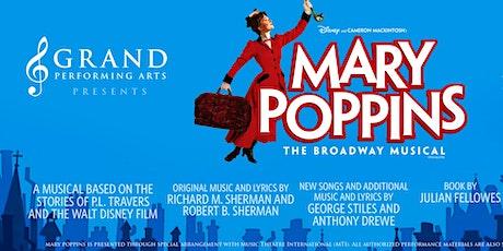Mary Poppins Kite Cast tickets